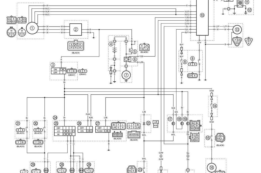 Can Am Outlander Wiring Diagram  1  With Images