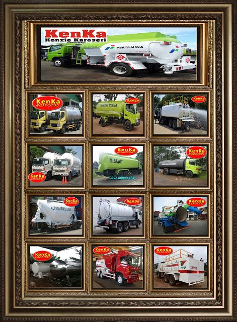 Dealer Truck Hino Karoseri Tangki Air Solar Tinja Stainless Karoseri Kenka Di 2020 Mobil Truk Nissan