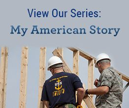 We Serve our Veterans. Learn More about Veterans and Military Families.
