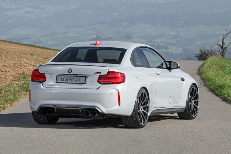 Dahler Push Bmw M2 Competition Up To 503 Hp 375 Kw In 2020 Bmw M2 Bmw Competition