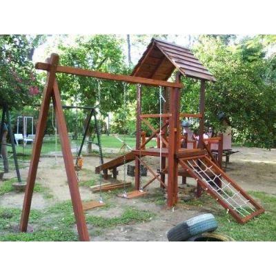 Diseñamos y fabricamos juegos de madera para niños | Otros servicios ...