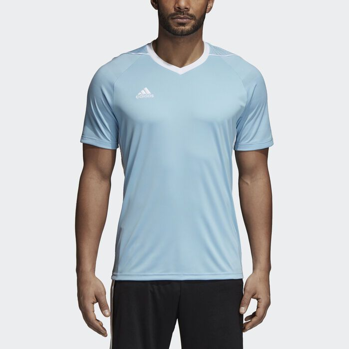 Tiro 17 Jersey Blue Mens | Products in 2019 | Adidas men