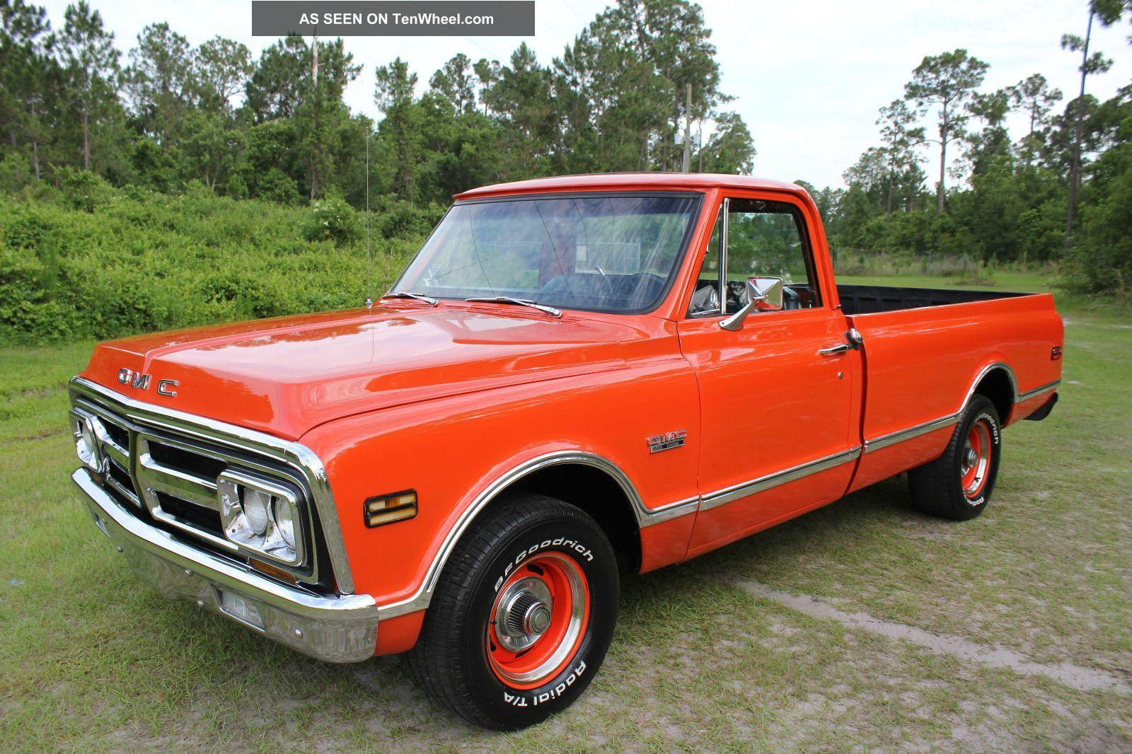 16001066 Donnie R 1066 International Wiring Diagram 1971 Gmc 1500 Custom Pickup Truck General Motors Make Me An Offer 1 Lgw