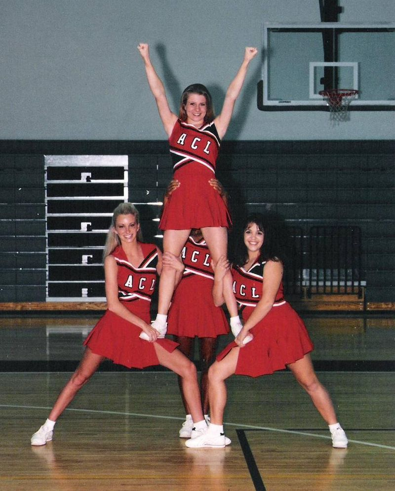 my favorite sport cheerleading Favorite sport to participate in: i have been dancing and cheerleading my entire life my favorite prized possession is my phone.