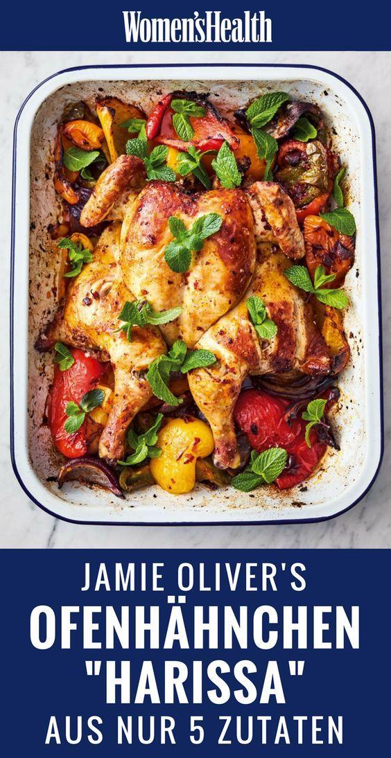 Krass Das Kann Man Mit Nur 5 Zutaten Kochen Food Jamie Oliver
