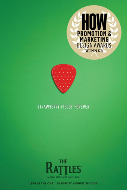 Promotion & Marketing Design Winners: The Best Promotional