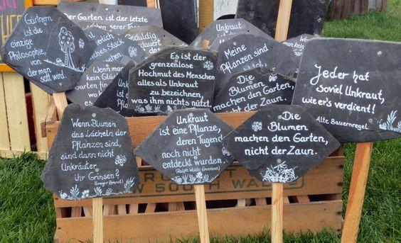 Bildergebnis Für Gartensprüche · Sprüche GartenGarten ...