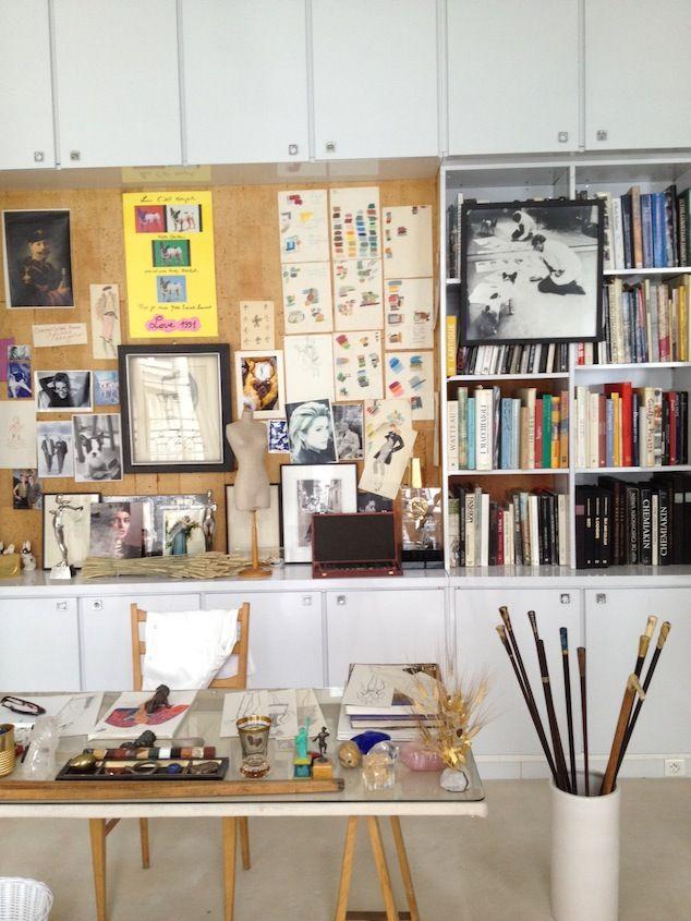 YSL studio