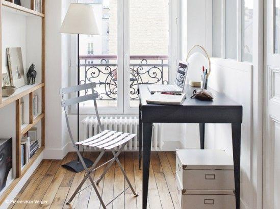 Petit loft à la parisienne casamami