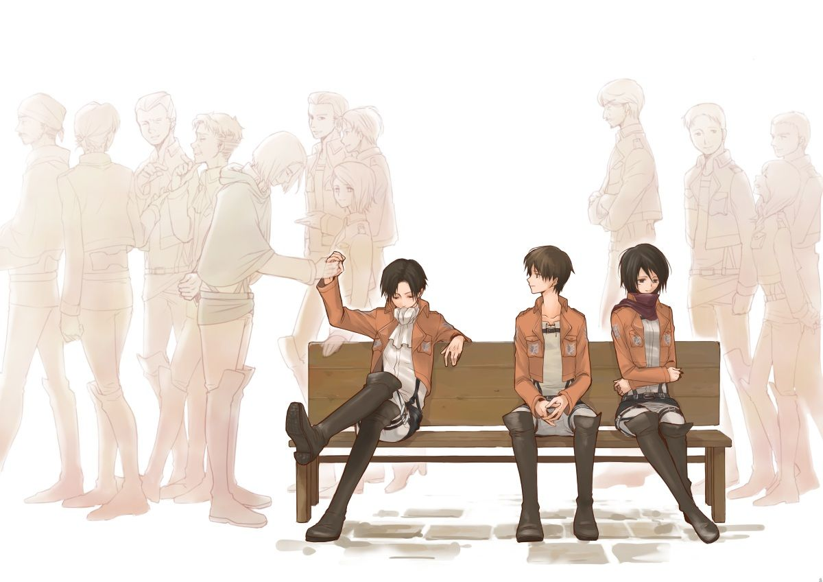 They All Will Be With Us Forever Attack On Titan Attack On Titan Anime Titans