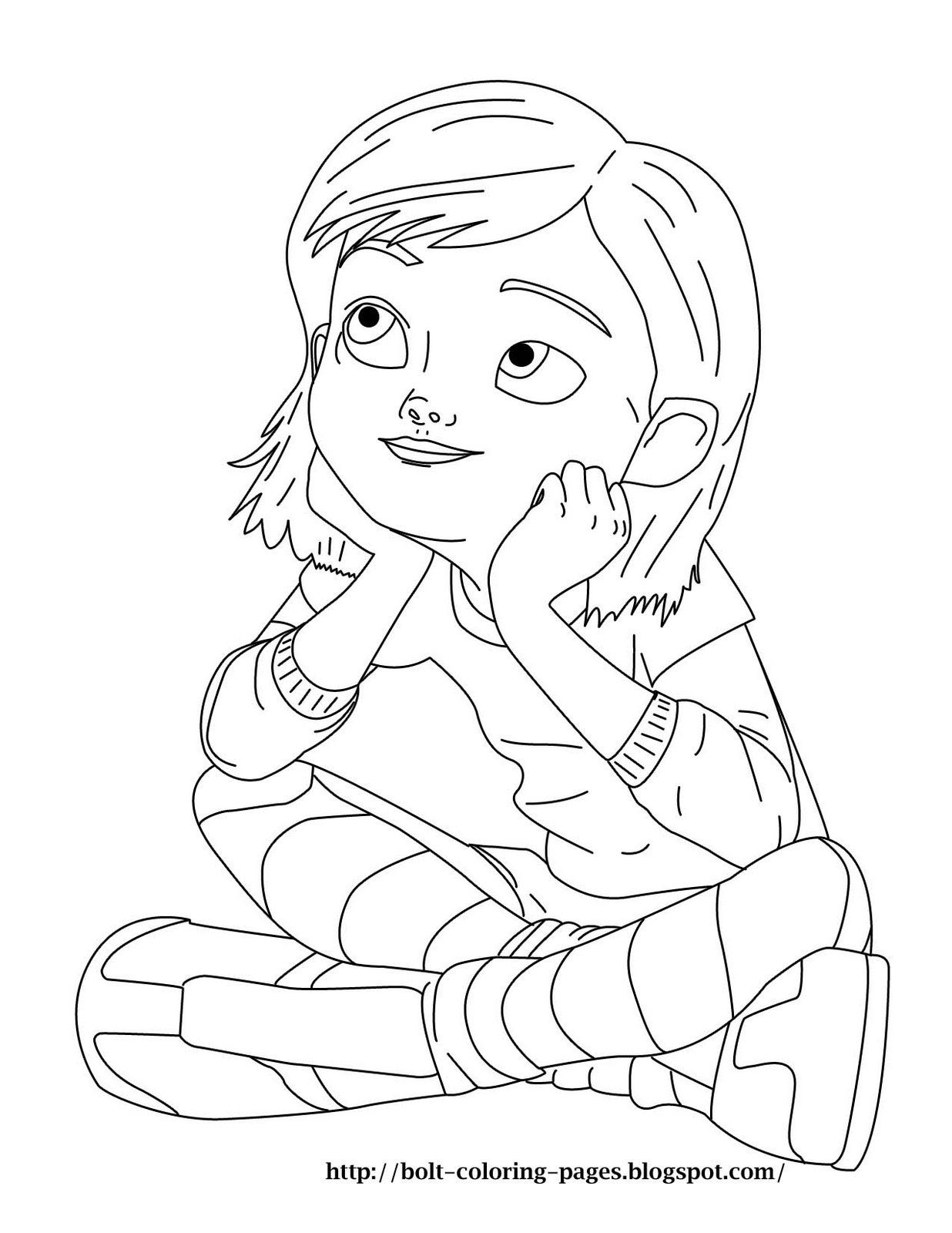 Bolt Coloring Pages Nemo Coloring Pages Disney Coloring Pages