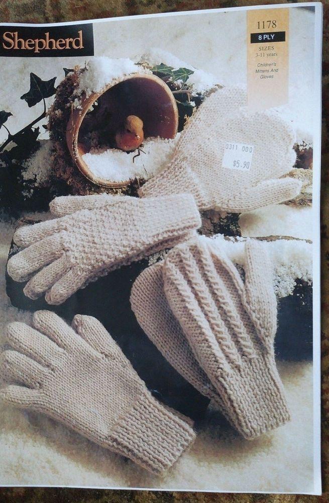 Children\'s Gloves & Mittens for 3-11 year olds Shepherd 1178 ...