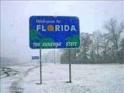 snow in tallahassee florida