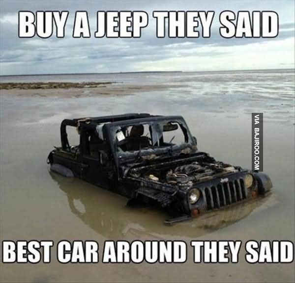Am I The Only One Funny Car Meme Picture With Images Jeep Memes Jeep Humor Funny Car Memes