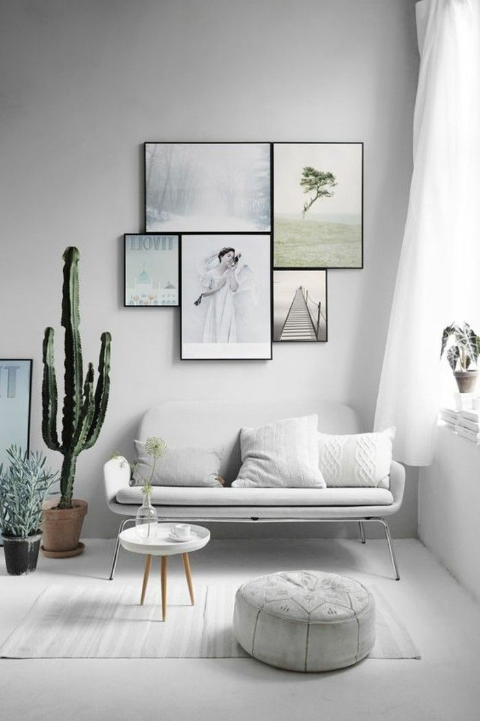 Wohnzimmer Gestalten Grau Haus Design Ideen - wohnzimmer ideen grau