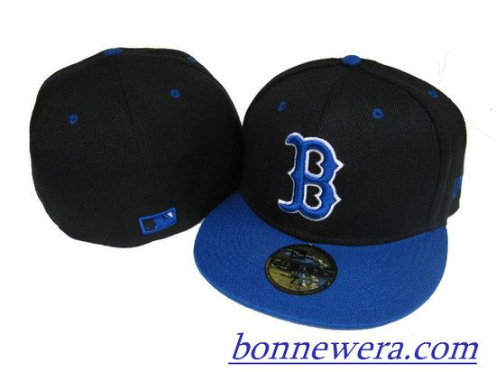 Pas Cher Casquettes Boston Red Sox Fitted 0004 - Acheter MLB Casquettes En Linge - €15.99