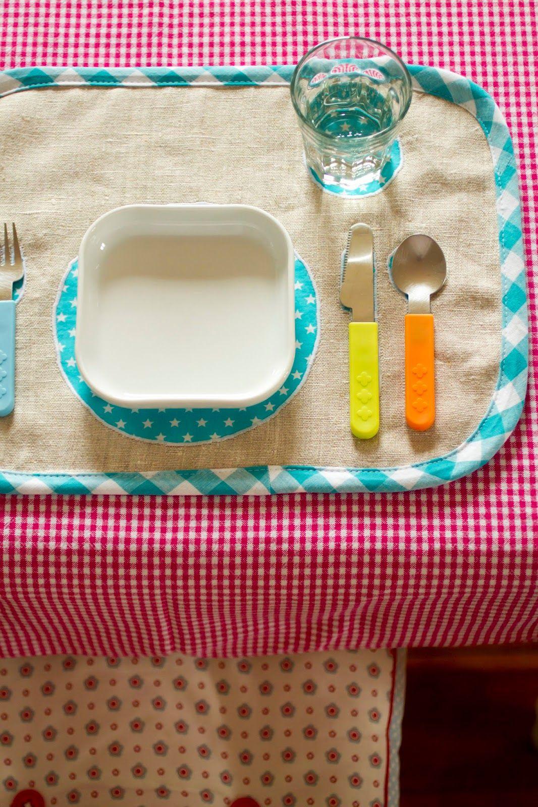 Saídos da Concha: Individual Montessori :: Montessori Placemat