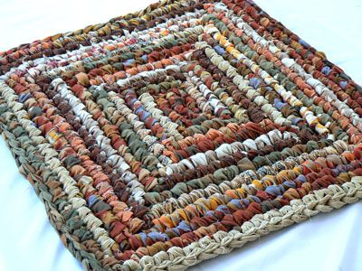 Great How To Make. 17 Best Images About Rug Twining On Pinterest