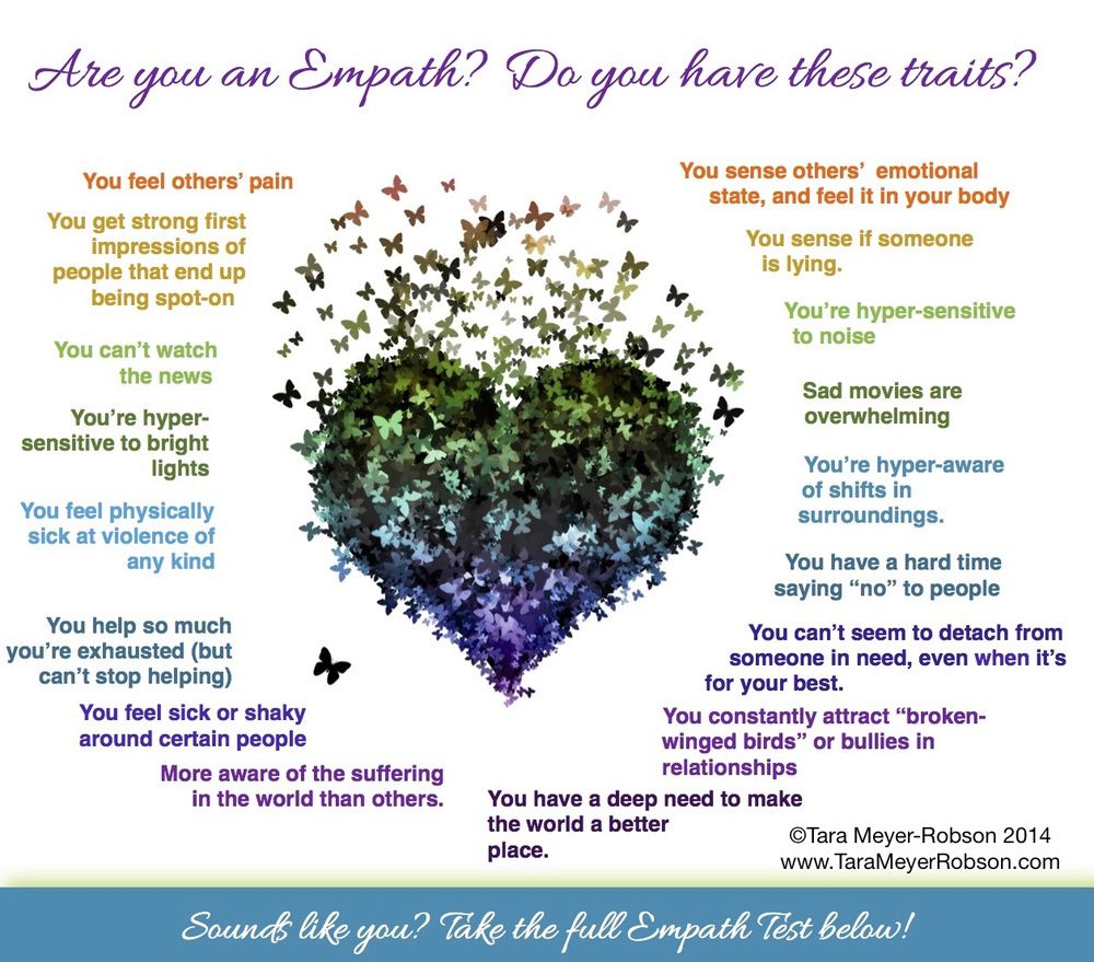 Are you an Empath? Take my empath test and find out now! — Tara Meyer-Robson