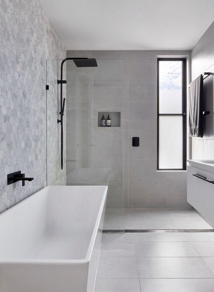 Modern Wet Room Wet Rooms Shower Niche Bathroom Renovations