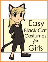 The black cat costume is a classic for a reason: little girls love cats, and it's easy! It's a great costume for any level of budget, and parts...