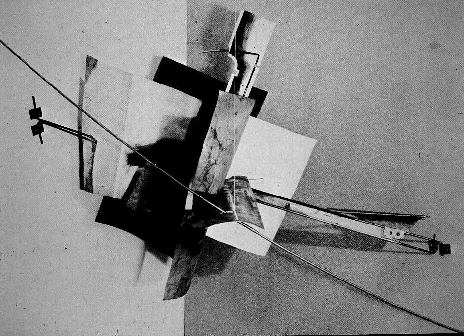 Vladimir Tatlin, Corner Counter-Relief circa 1915 | ARTS ...
