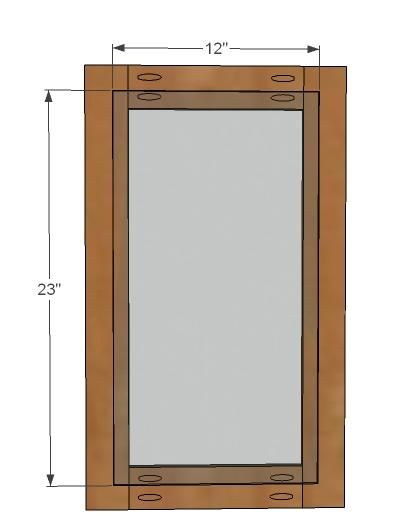 Glass Door Cabinet Instructions To Build For Diy Hutch