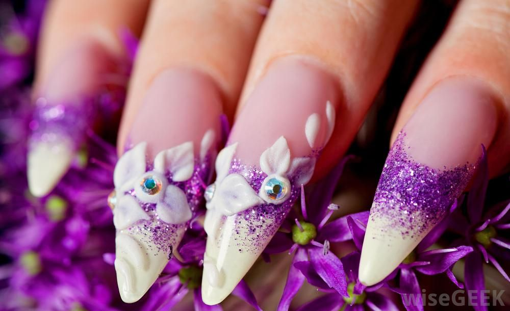 30 Stunning DIY 3D Nail Designs For Beginners Of 2018 | Beauty nails ...