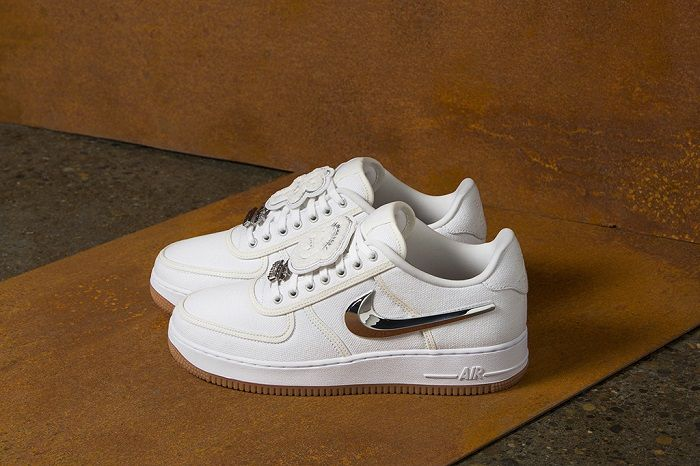 Nike's Air Force 1 Collab With Off-White, Travis Scott & More | Fashionisers