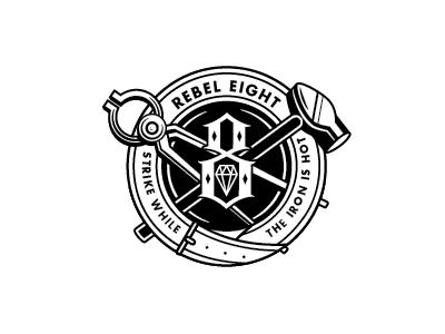 Dribbble Strike By Edgar Regalado Vintage Logo Design Graphic Design Resume Graphic Design Logo