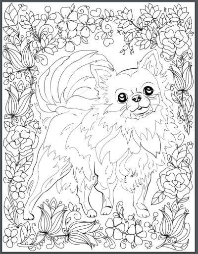 dogcoloring | Dog Coloring | Pinterest | Coloring books, Sample ...