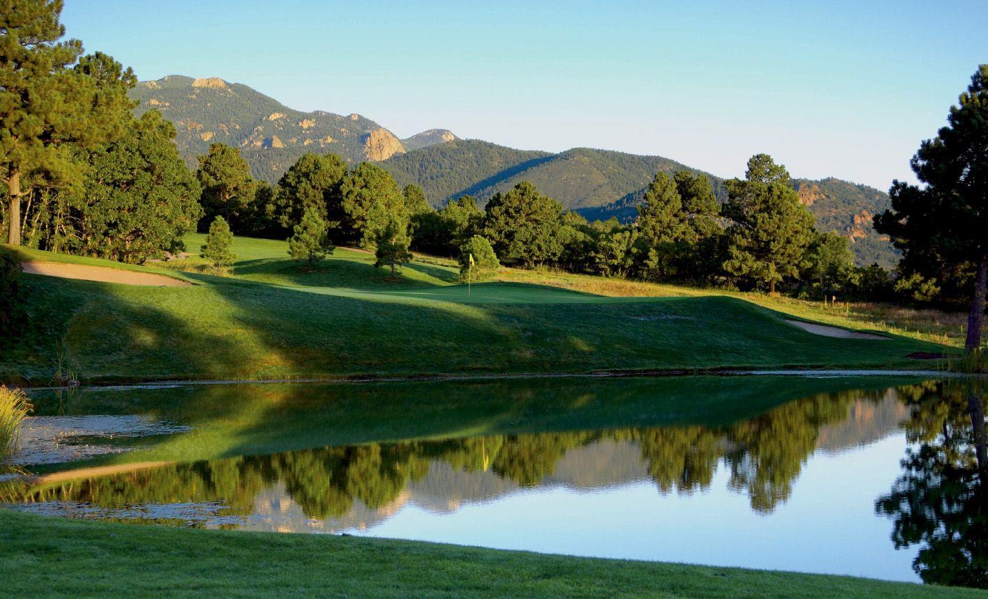 The Broadmoor Colorado Resorts Colorado Springs