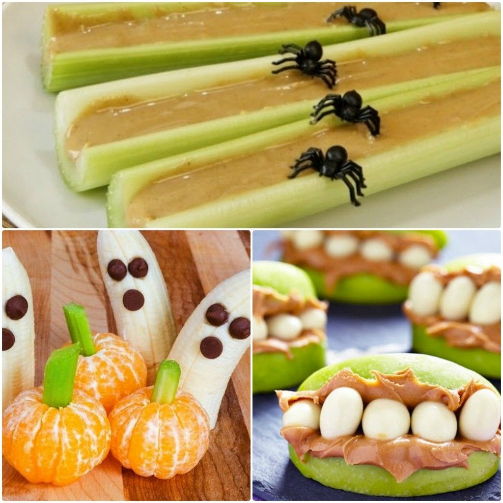 Keep plenty of healthy snacks on hand this Halloween, so you wont ...