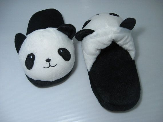 34beb572652 Cute Panda House shoes