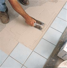 How To Tile A Floor Tile Flooring Ceramic Tile Floors And - Best thinset for ceramic tile