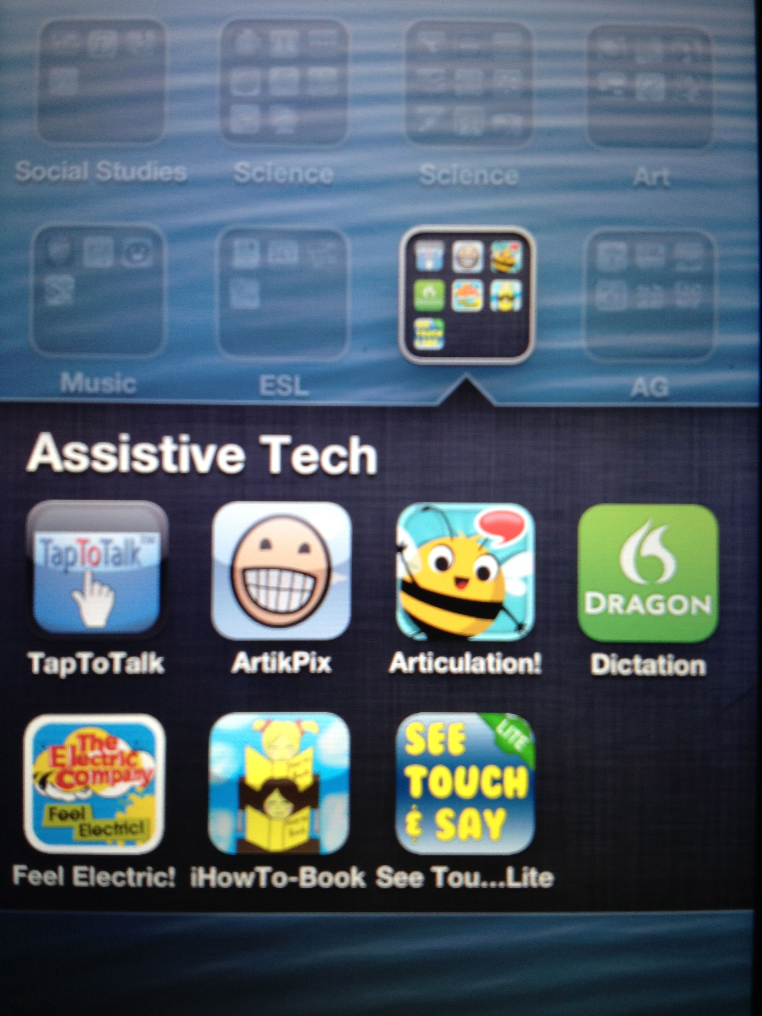 Assistive Technology And Special Needs