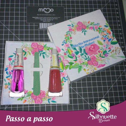Caixa Dia Internacional da Mulher   Silhouette Brasil - Blog Caixa De  Balões, Dia Internacional c511373a60