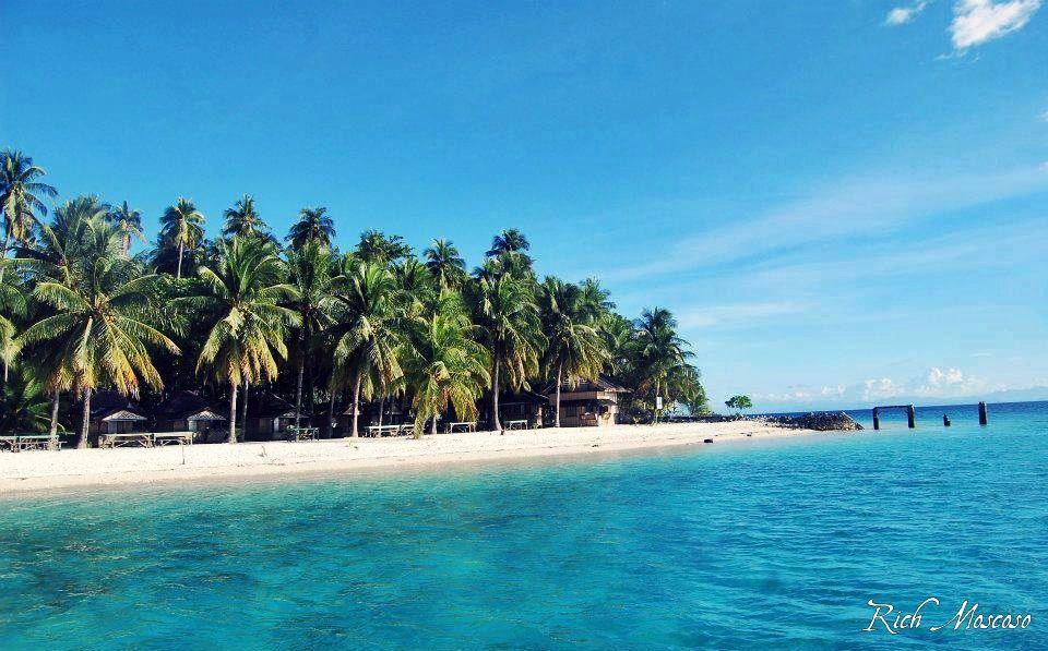 Dayang Beach Resort, Talicud Island #beach #whitesand ...