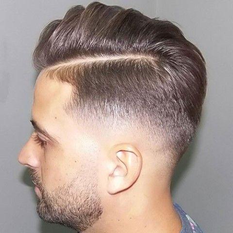 Pompadour Fade Haarschnitte Madame Frisuren