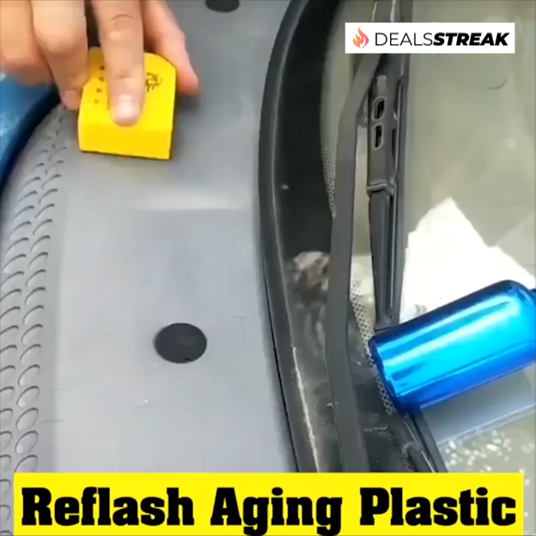 Car & Leather Renewal Coating