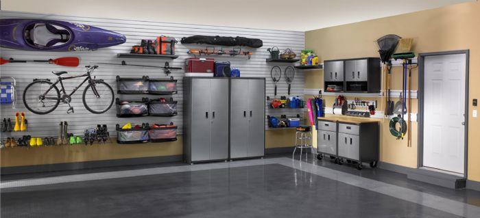 Bevorzugt mobilier rangement garage gladiator | garage | Pinterest | Garage  JO78
