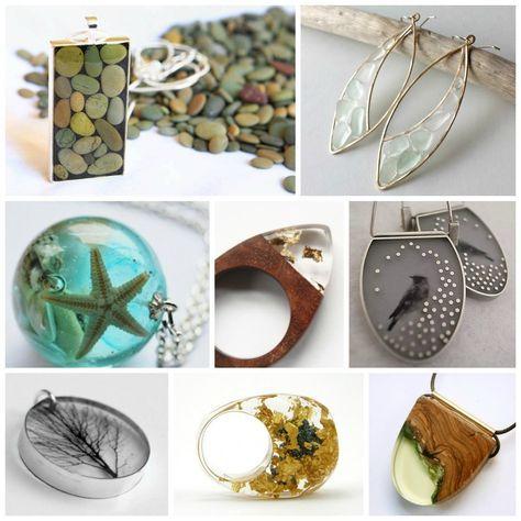 5 Cutting Edge Resin Trends   Resin Jewelry   Resin jewelry