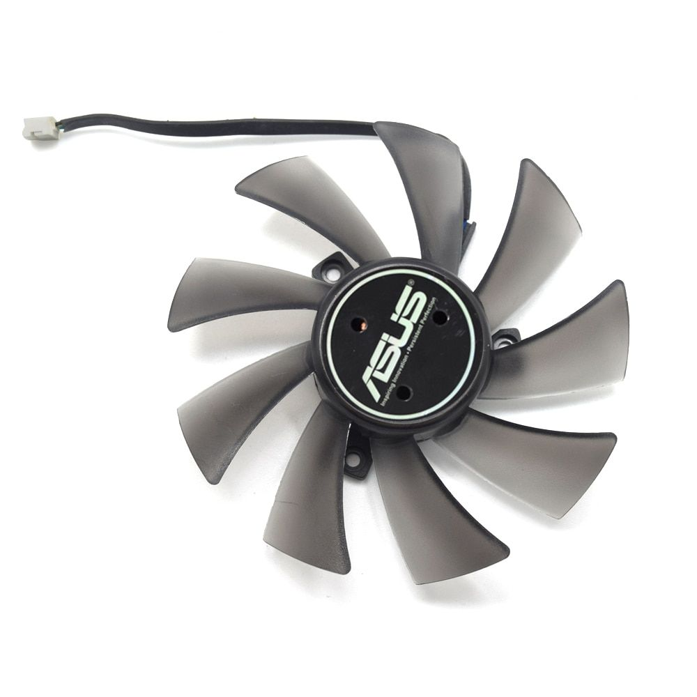 T129025su 95mm 4pin Dc12v 0 38amp Cooler Fan For Asus Radeon