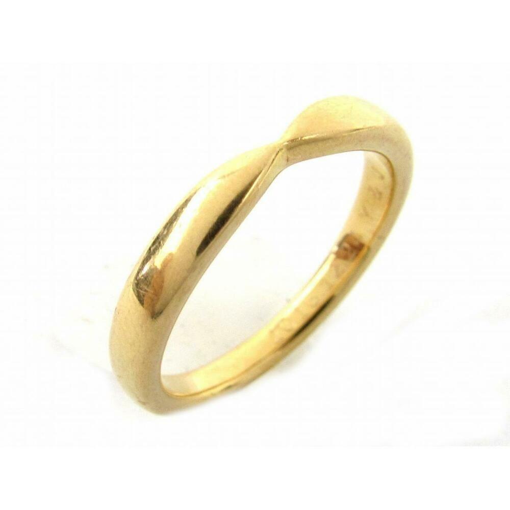 f72181428 eBay #Sponsored Authentic TIFFANY&CO Harmony ring K18YG (750) Yellow gold  Used Vintage
