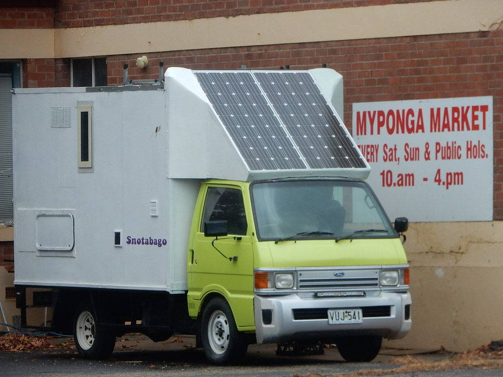 Snotabago Solar Power Solar Rv Campers