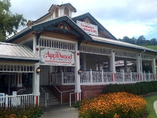 Applewood Farmhouse Grill Is Also Located On The Applewood Property In Sevierville