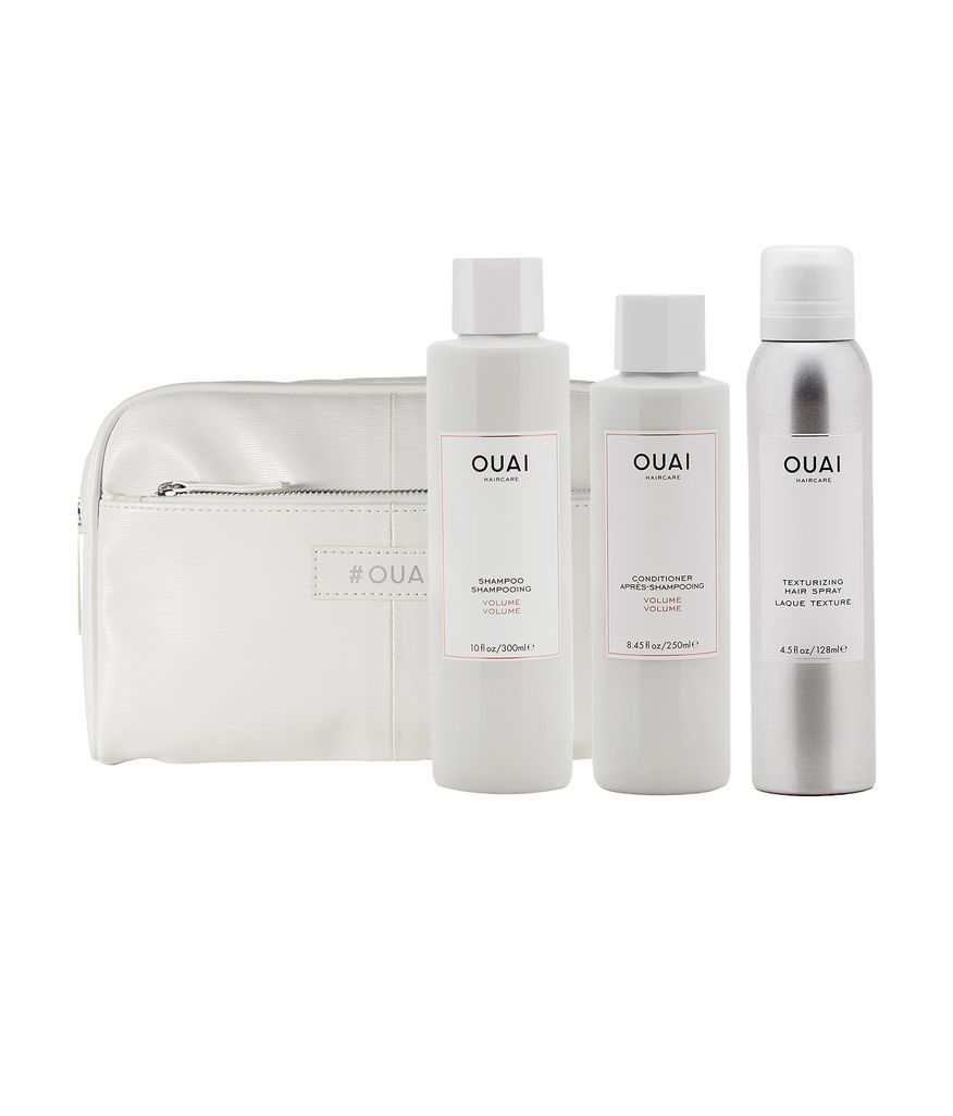 Holiday Volume Kit By Ouai Haircare Hair Care Personal Care Bottle
