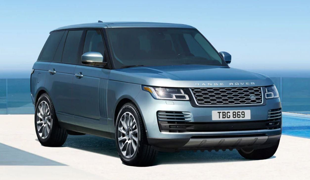 Drive a 2020 Land Rover Range Rover Today Every