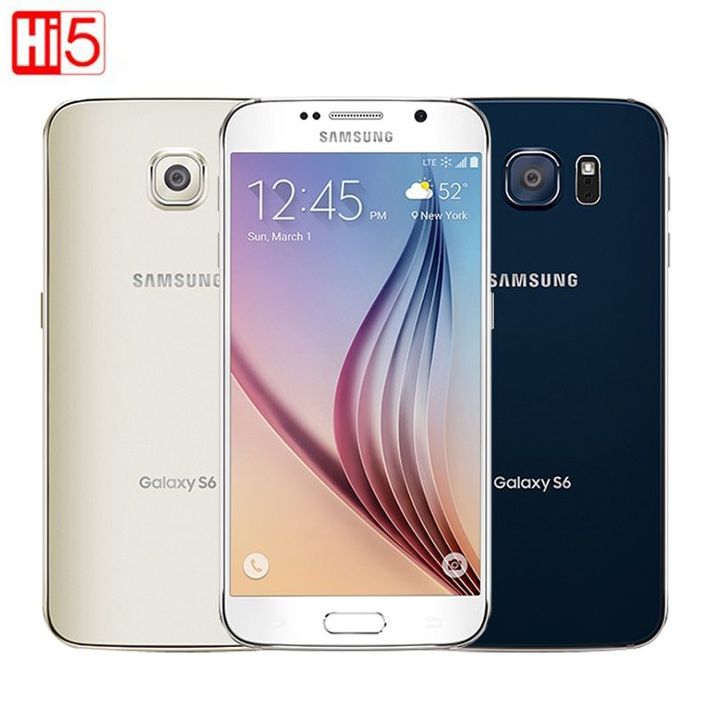 Free shipping unlocked samsung galaxy s6 g920fg920v