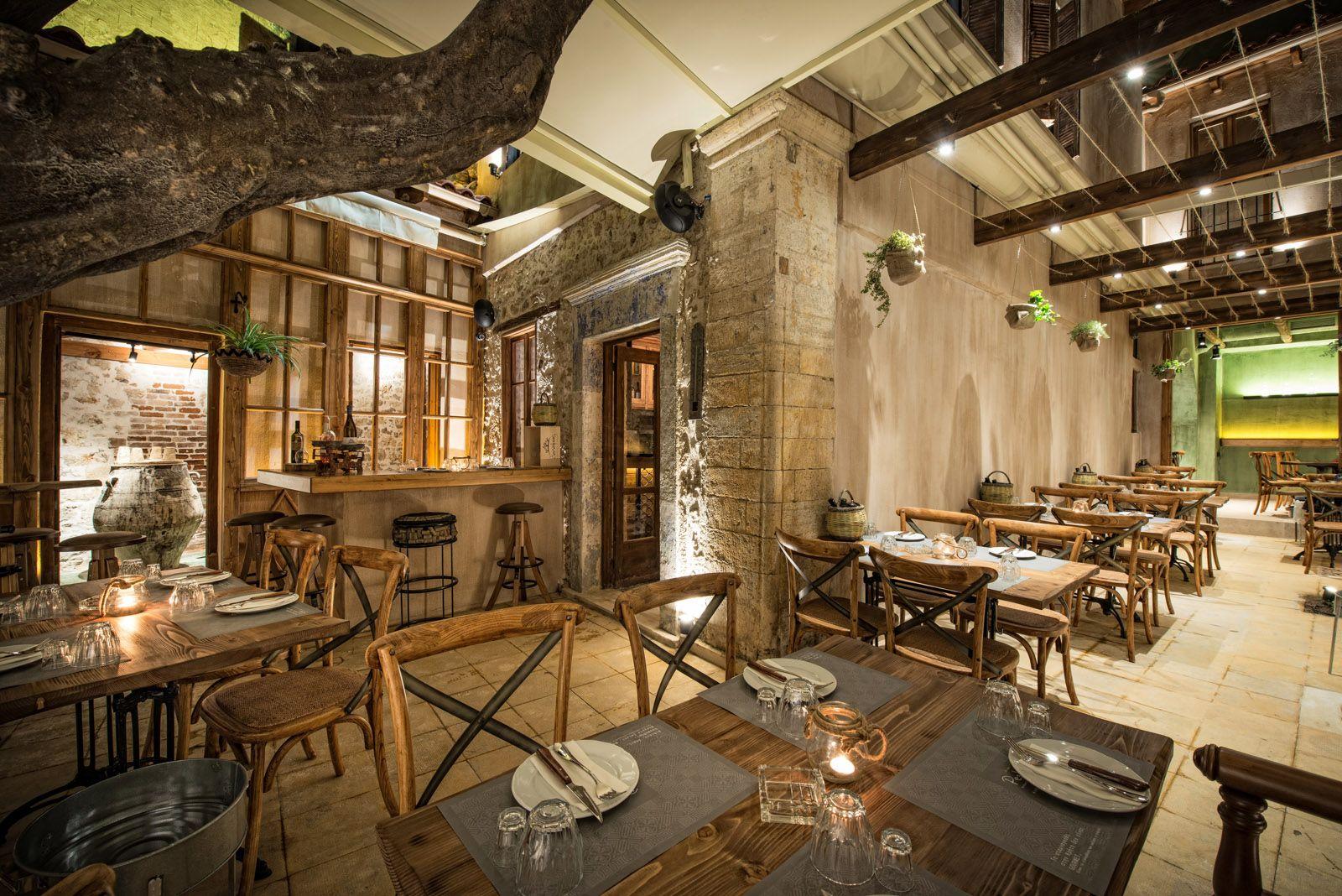 Peskesi restaurant in heraklion crete